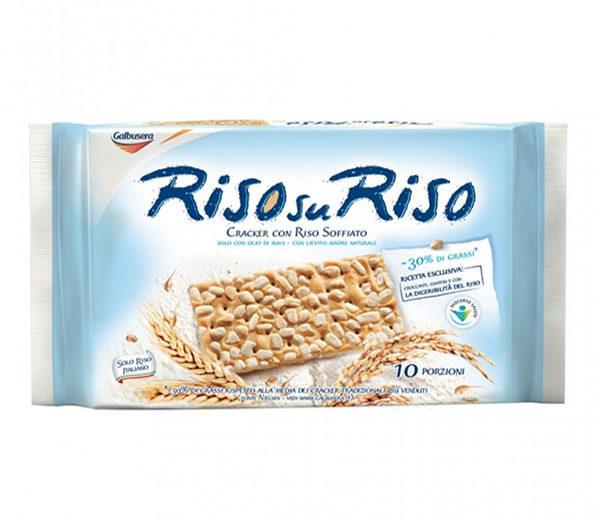 Alimentari Buonconsiglio GALBUSERA RISO SU RISO 380 GR