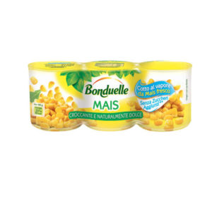 Alimentari Buonconsiglio BONDUELLE MAIS 300 X 3