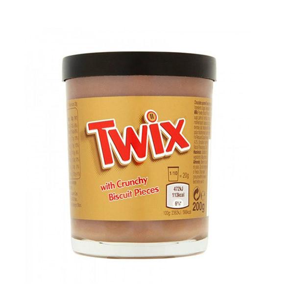 Alimentari Buonconsiglio CREMA SPALMABILE TWIX 200 GR