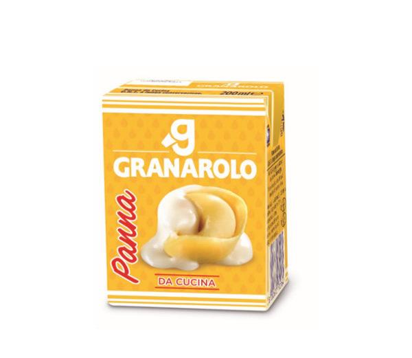 Alimentari Buonconsiglio GRANAROLO PANNA DA CUCINA 200 ML