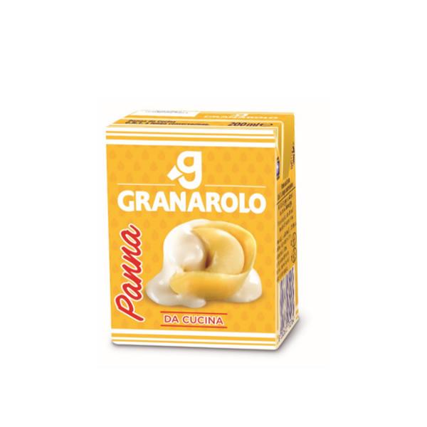 Granarolo Panna Da Cucina 200 Ml Alimentari Buonconsiglio
