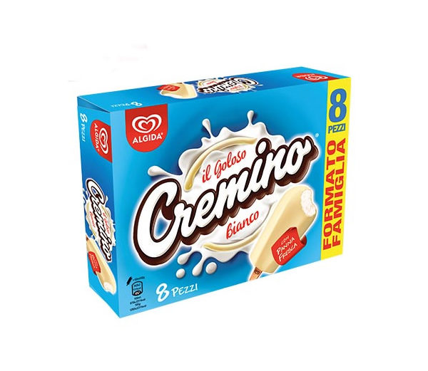 Alimentari Buonconsiglio ALGIDA CRIMINO BIANCO X 8