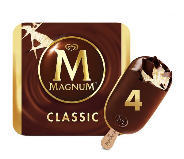 Alimentari Buonconsiglio ALGIDA MAGNUM CLASSIC X 4
