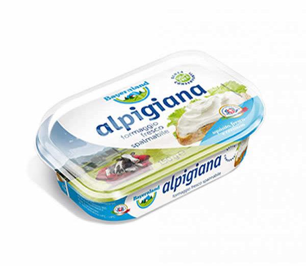 Alimentari Buonconsiglio BAYERNLAND FORMAGGIO FRESCO SPALMABILE 150 GR