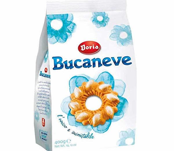 Alimentari Buonconsiglio DORIA BUCANEVE SACCO 400 GR