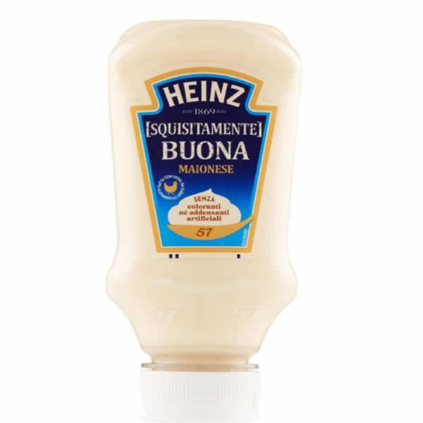 Alimentari Buonconsiglio HEINZ MAIONESE 200 ML