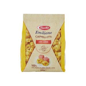 Alimentari Buonconsiglio BARILLA EMILIANE TORTELLINI CARNE 500 GR