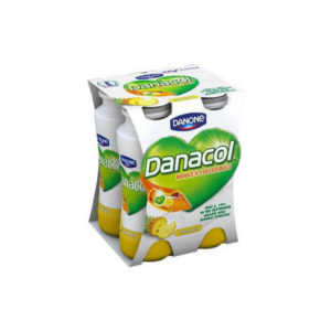 Alimentari Buonconsiglio DANACOL ANANAS 4 X 100 GR