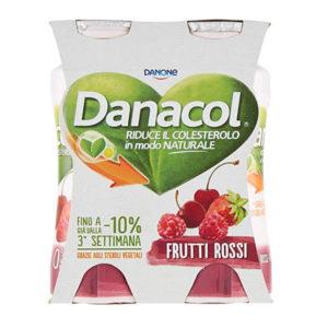 Alimentari Buonconsiglio DANACOL FRUTTI ROSSI 4 X 100 GR