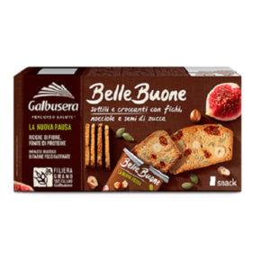 Alimentari Buonconsiglio GALBUSERA FETTE BELLE E BUONE CON FICHI