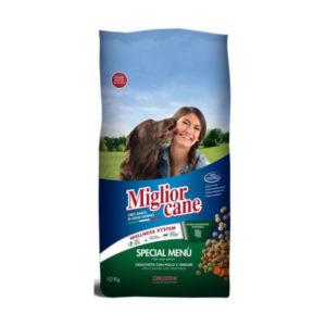 Alimentari Buonconsiglio MIGLIOR CANE CROCCHETTE POLLO E VERDURE 10 KG
