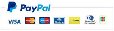 Paypal e Carte di credito